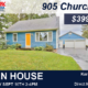 SOLD! 905 Church Street
